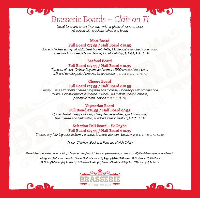 Brasserie Lunch Menu - March 2019 - PG 02