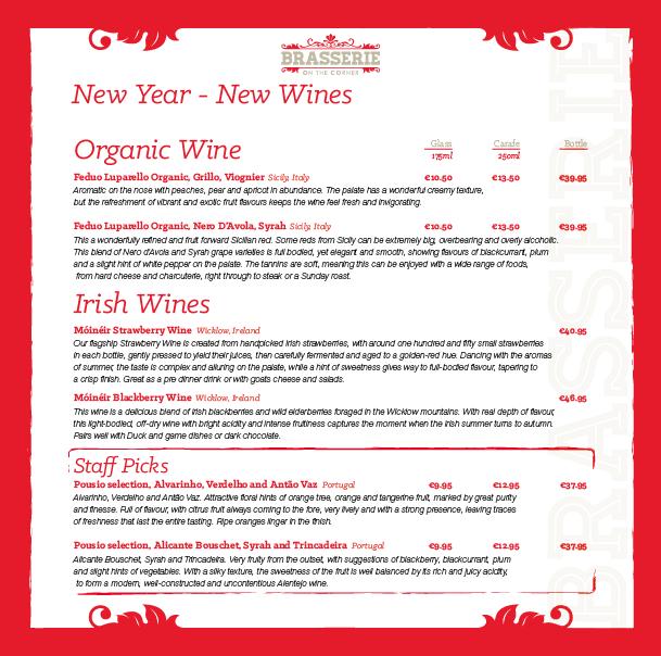 Brasserie Wine List - March 2019 - PG 01