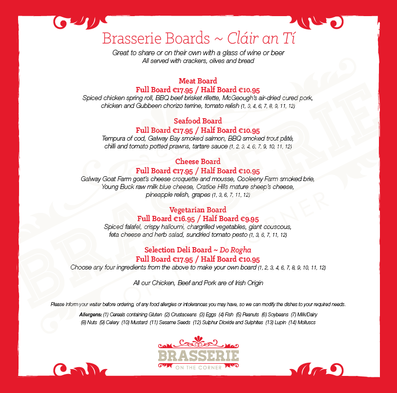 Brasserie Lunch Menu - March 2019 - PG 02