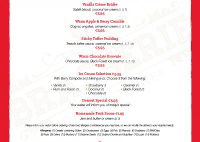 Brasserie Lunch Menu - March 2019 - PG 04