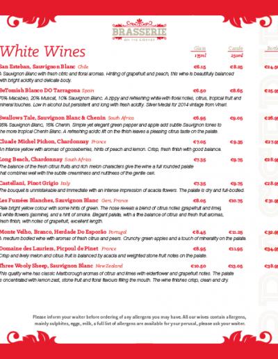 Brasserie Wine List - March 2019 - PG 02